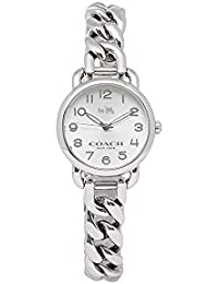 Womens Delancey 14502259 Stainless Chain Link Bracelet Watch