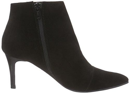 Paco Gil P2946 - botas chukka de cuero mujer negro - negro