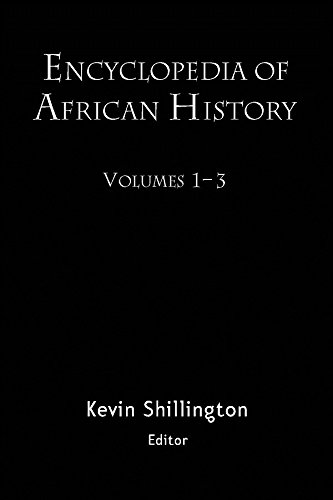 B.e.s.t Encyclopedia of African History 3-Volume Set PPT