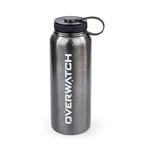 (Overwatch Collectibles | Stainless Steel Water Bottle with Lid)