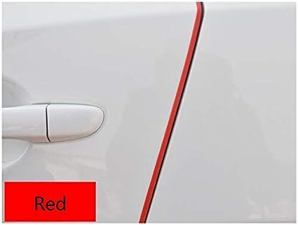 Edge Protection Strip White Door Edge Trim Tuokay 32.8ft 10m TPO Rubber Car Door Protectors