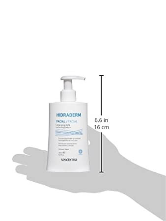 Amazon.com: Sesderma Hidraderm Cleansing Lotion, 6.8 Fl Oz: Luxury Beauty
