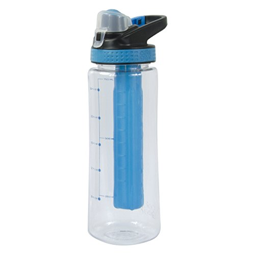 Cool Gear Subzero Bottle, 28 oz, Blue