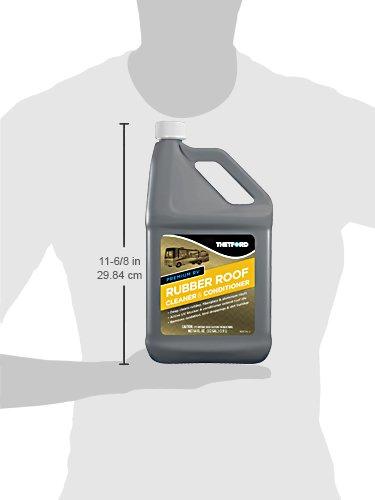 Premium Rv Rubber Roof Cleaner Non Toxic Non Abrasive