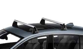 Genuine BMW Roof Bars to suit F31 3 Series Touring with roof rails 82712350124