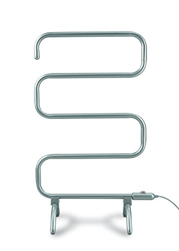Conair Home Towel Warmer & Drying Rack, Silver, 1 ea