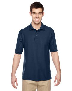 (Jerzees Men's Easy Care Well-Knit Professional Polo Shirt, JNvy, XXX-Large)