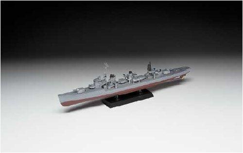 青島文化教材社 1/700 艦船 フルハルモデル 駆逐艦 雪風 1945の商品画像