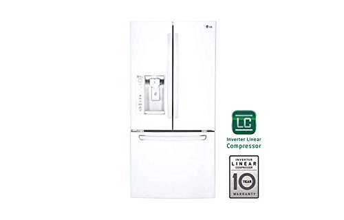 lg 24 cu ft refrigerator - 9