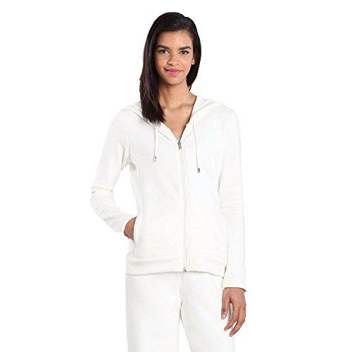 UGG Women's Benson Hoodie (XS, Cream)  (Cream Hoodie Womens)