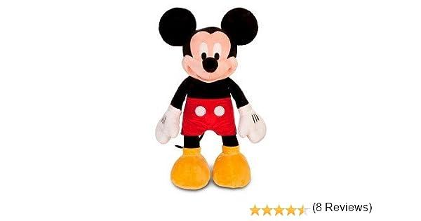 Disney - Disney - Peluche Mickey Mouse 35 cm.: Amazon.es: Juguetes y juegos