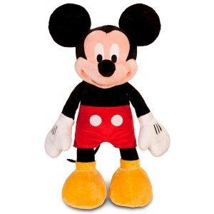 Peluches disney mickey mouse