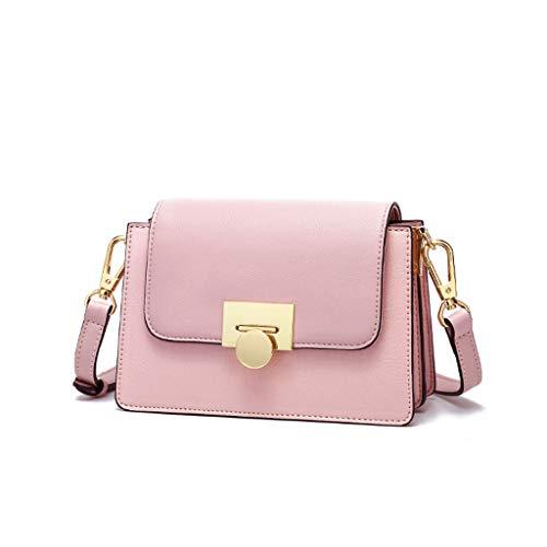 de mode sac Sac bandoulière Sac à Petit PU pour en messager Pink à pour orgue carré Sac Sac femme main pour qw7qOZ