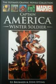 Captain America: Winter Soldier (Official Marvel Graphic Novel Collection issue (Marvel Captain America Issue)
