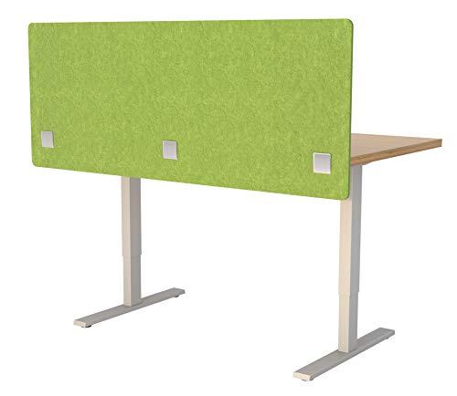 - VaRoom Acoustic Partition, Sound Absorbing Desk Divider - 60