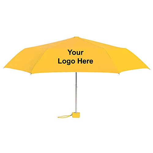39 In Arc Bella Umbrella - 25 Quantity - $9.25 Each - PROMOTIONAL PRODUCT / BULK / BRANDED with YOUR LOGO / CUSTOMIZED by Sunrise Identity