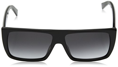 Marc de S Grey Negro Marc Unisex Black Sol Icon 807 Adulto 57 096 Gafas Jacobs 9O fqrx6wf8