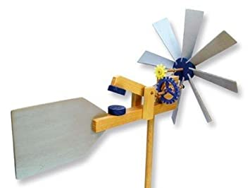 Hammerwerk mit Windantrieb Bausatz f Kinder Bausatz Bastelset