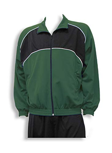 WT02 mens Track Jacket Warm Up Jacket