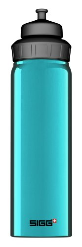SIGG (sig) Wide Mouth Slim line collection 0.75L Light Blue 90 187 (japan import)