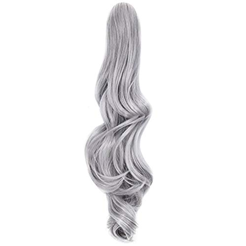 (FUT Womens Claw Ponytail Clip in Hair Extensions 18