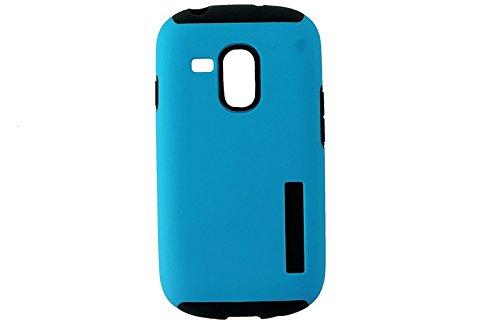 Incipio DualPro Case for Samsung Galaxy S3 Mini - Retail Packaging - Cyan