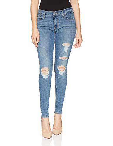 (Levi's Women's 710 Super Skinny Jeans, No No Diggity, 26 Regular)