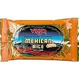 Vigo Rice - Mexican - Upright - Case Of 6 - 8 Oz