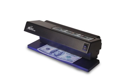 Detector Money Uv - Royal Sovereign Ultraviolet Counterfeit Detector RCD-1000