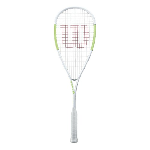 Wilson Blade Ultra Light Squash Racquet with Half Cover, Strung