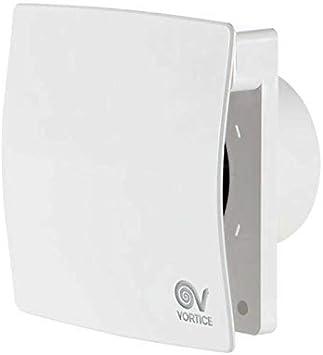 Vortice - Aspirador helicocentrifugo Mex de pared, baño, apagado retardado, diámetro nominal 100 mm, 11313: Amazon.es: Bricolaje y herramientas