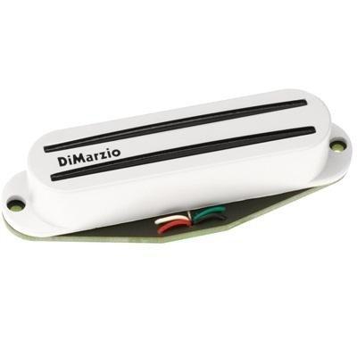 DIMARZIO DP184/The Chopper Single-Coil White Guitars accessories Single coil Humbucker