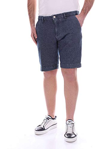 Uomo Blu Cotone Shorts Perfection 18716bluejeans Pz6WY5ggq