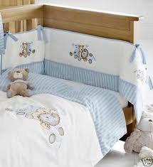baby boy cot set