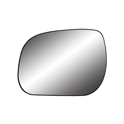 how to change mirror glass toyota matrix backing plate