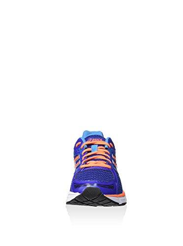 Chaussures Asics Gel-Oberon 10 Bleu-Orange 2016