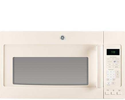 GE Bisque Over-the-Range Microwave JVM7195DFCC