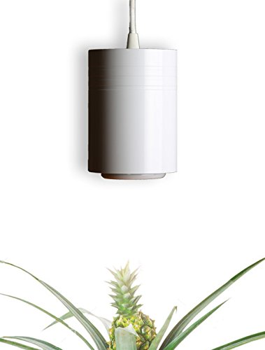 Glossy White 20W Aspect LED Grow Light – Bring Nature Indoors with the Plant Light Used by Interior Designers, Growers & People Like You! For Small and Medium Plants Review