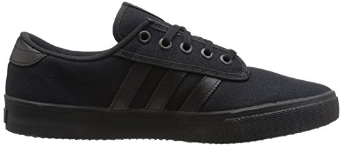 Adidas Performance Kiel Skate Shoe,collegiate Navy/white/carbon Grey,3.5 M Us Cblack, Cblack, Cblack