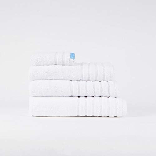 DON ALGODON Toalla 600gr Zero Twist Blanco: Amazon.es: Ropa y accesorios