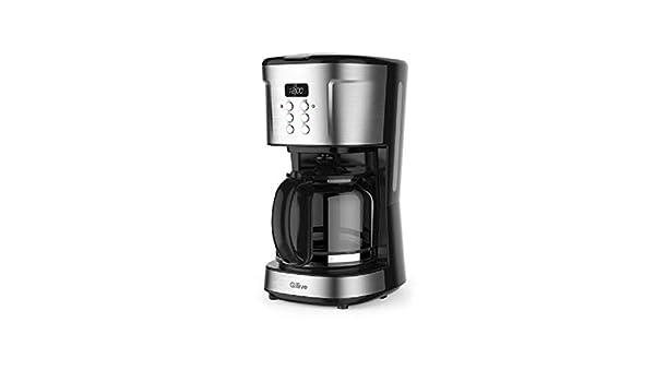 Qilive - Cafetera 898654 CM9410T-GS: Amazon.es: Hogar