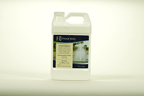 F-10 Foam Kill 1 Gallon by Diversified Waterscapes Inc.