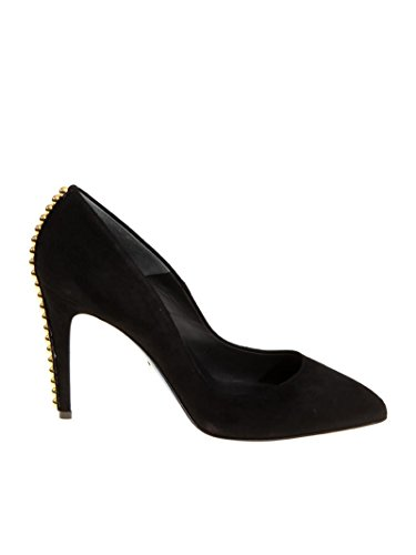 Femme Escarpins Noir Suède Loriblu 8INS9096NC1B01006P qfxwHXwTd
