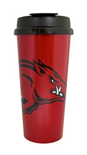 NCAA Arkansas Razorbacks 16 oz Travel Mug