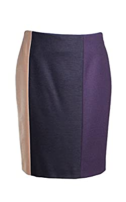 Hugo Boss BOSS Womens Melila Wool Knee Length Pencil Skirt