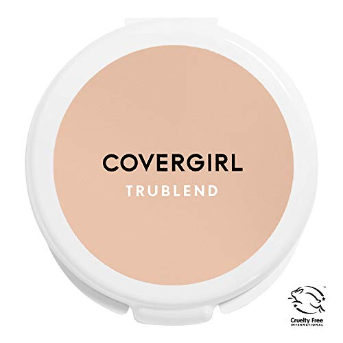 - COVERGIRL truBlend Pressed Blendable Powder, Translucent Light L5-7, 0.39 Ounce (Packaging May Vary) Mineral Powder Makeup, Suitable for Sensitive Skin