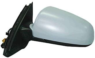 Audi RS6 Wing Mirror Left Hand Side Fits Reg 2008 to 2011 Heated Base