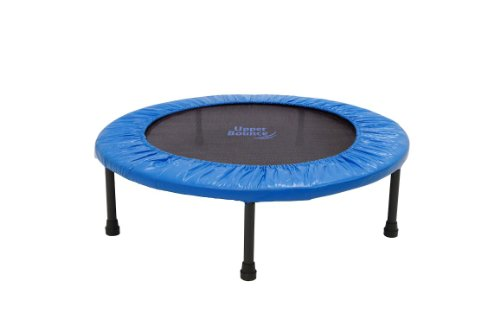 Upper Bounce Mini Foldable Fitness Trampoline