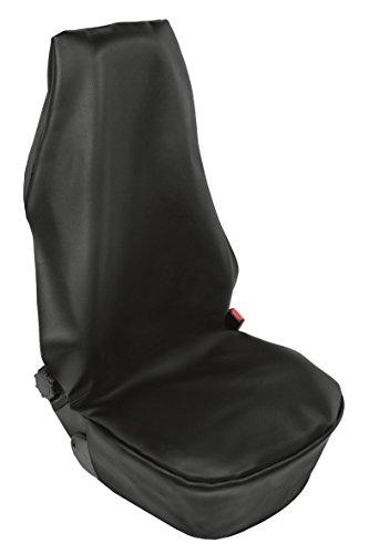 Premium Sitzbezüge Auto - Hochwertige Sitzauflage für Ihren Autositz - Schonbezug aus ECO Leder - Autositzbezüge perfekt für die Werkstatt