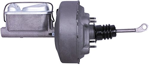 (Cardone 50-4004 Remanufactured Power Brake Booster with Master)